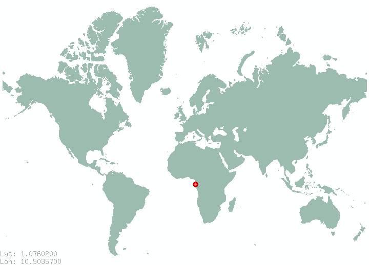 Places in equatorial guinea find information on all places in ebane in world map gumiabroncs Image collections
